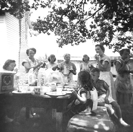 Family Reunion August 1953