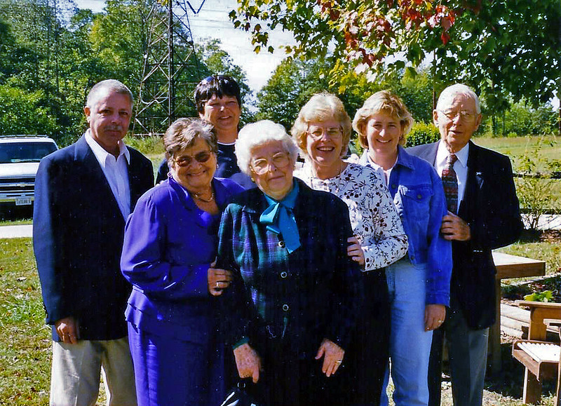 Dukes at Jimmy's Funeral 2002