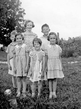 Maybe Lizzie (tallest)?