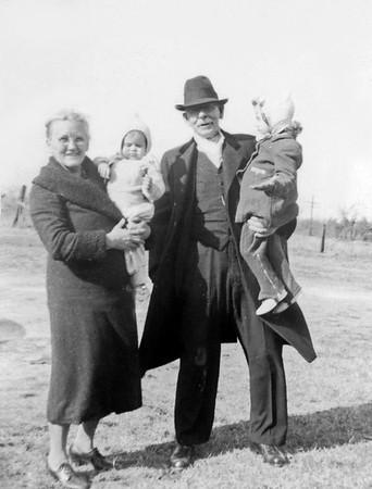 Bettie and Walter, circa 1953