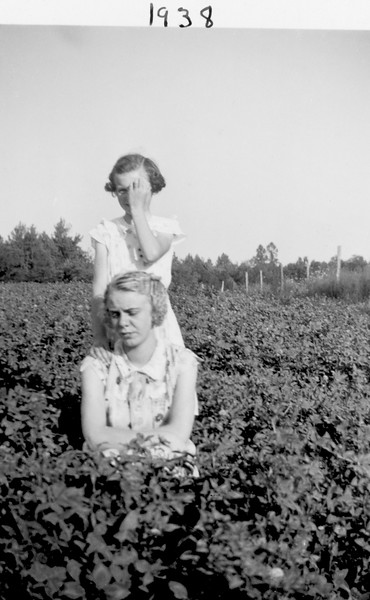 Two Ladies in Field