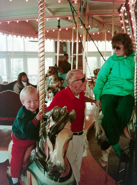 Hampton Carosel circa 1992
