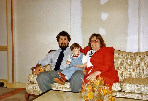 Gary, Michael and Ann