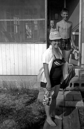 Beach, August 1963