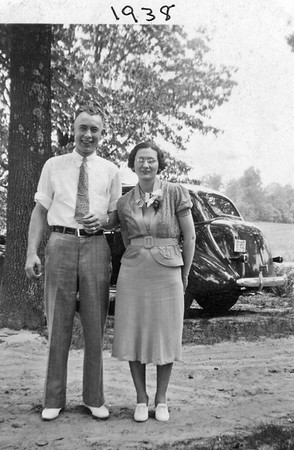 Jimmy and Dorothy 1938