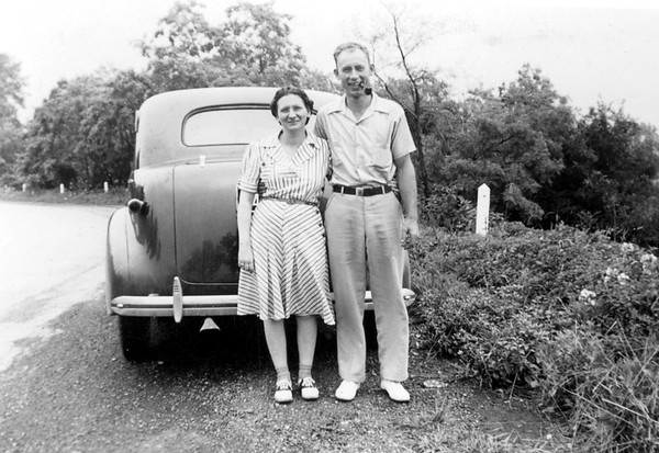 Jimmy and Dorothy