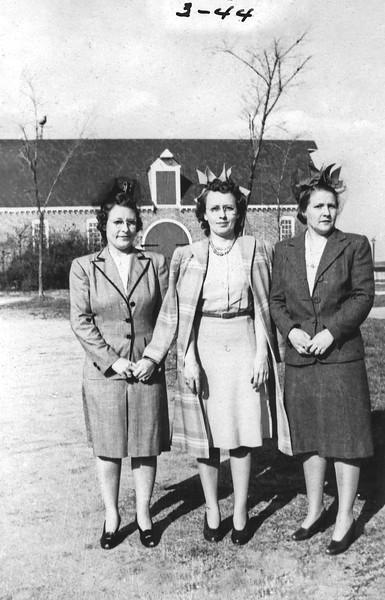 Duke ladies? March 1944