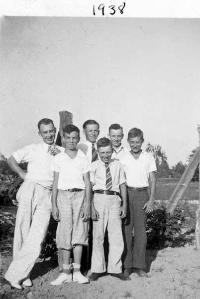Duke Brothers 1938