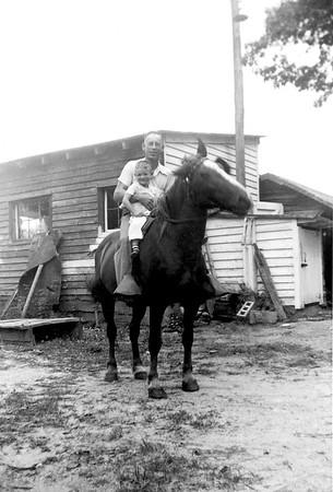 Jimmy's on Horseback