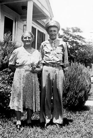 James Duke circa 1943