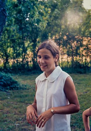 Jennifer circa 1971