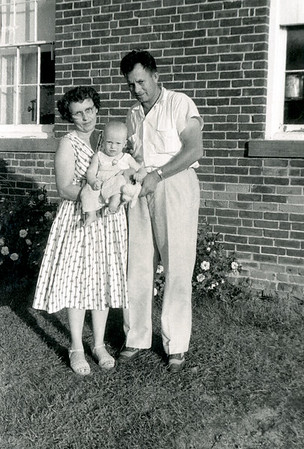 New Family April 1, 1956