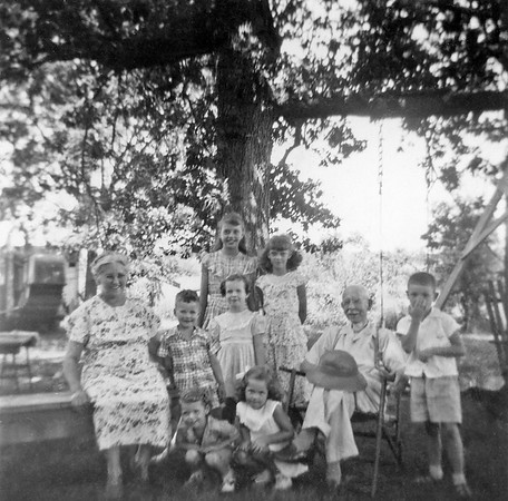 Family Reunion August 1952