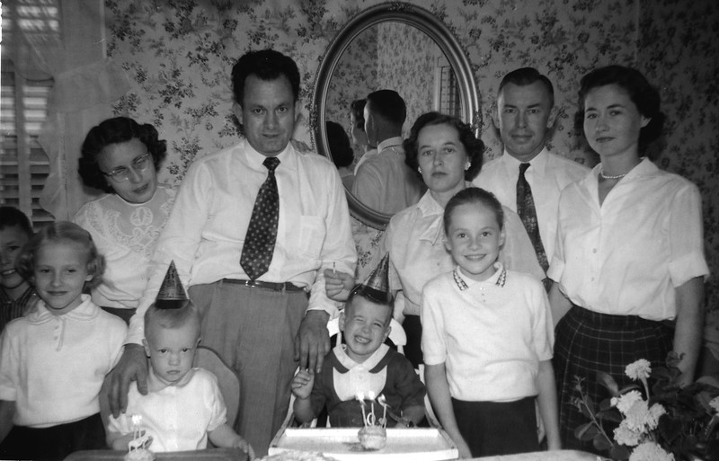 Linwood Gary Birthday October 1957