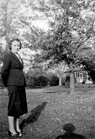 Ruth, maybe 1940