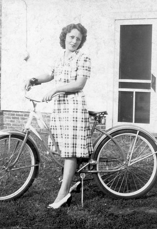 Ruth maybe 1935