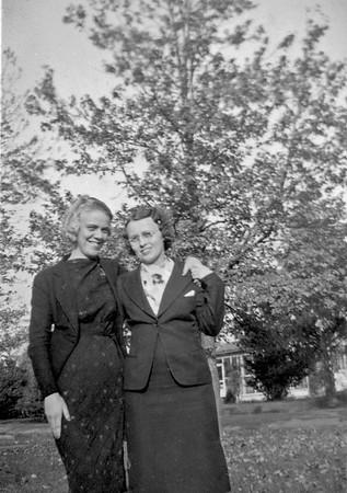 Two Ruth's circa 1940?