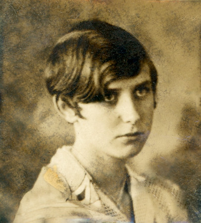 Maybe Ruth?  Circa 1928?