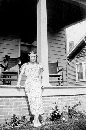 Maybe Ruth, early 30's?