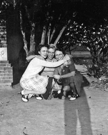 Ruth, Mary Ruth and friend