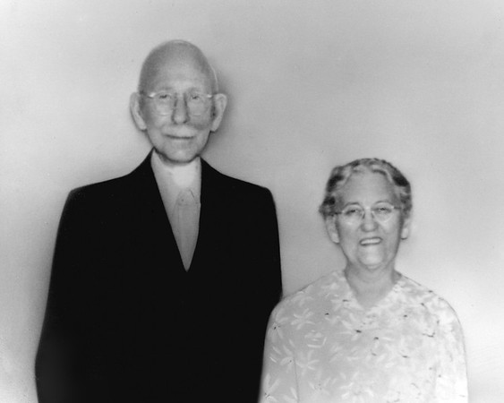 Grandparents date unknown