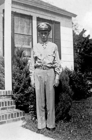 ?? in Uniform circa 1943