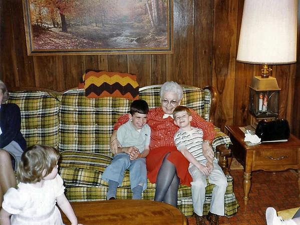 Lizzy, Blake Dan circa 1985