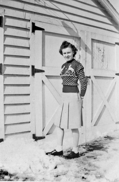 Ruth (maybe), Early 30's (?)