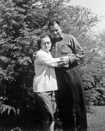 Ruth and Oscar April 1961