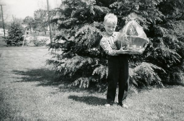 Linwood Easter April 1961
