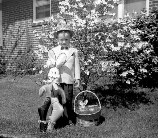 Linwood, Easter, 1960