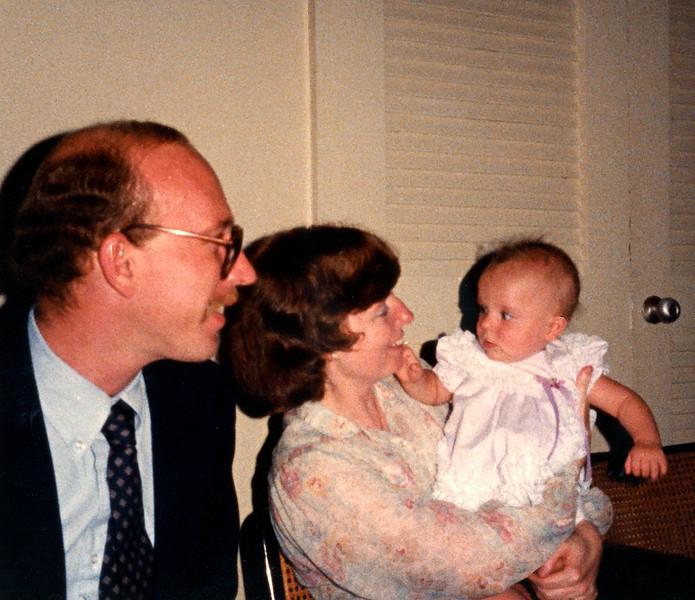 Wedding September 10, 1983