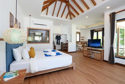 Lanta Casa Blanca, Relax Bay, Koh Lanta