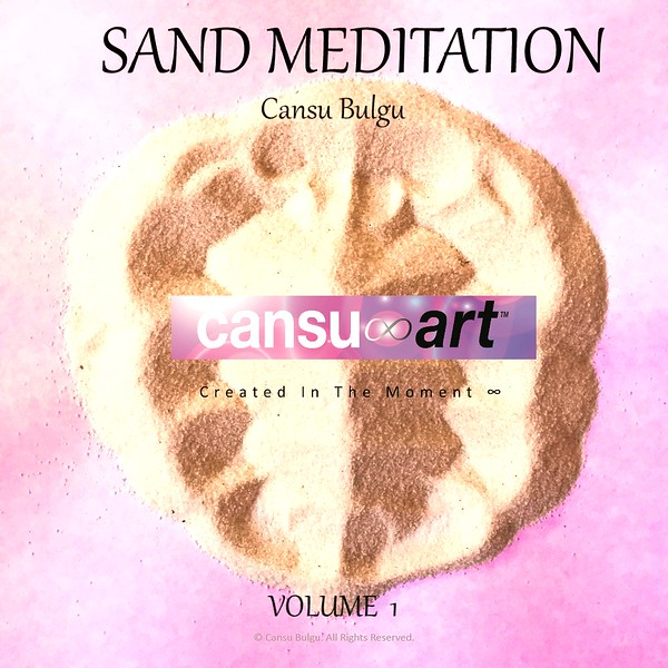 Sand Meditation_Volume 1_Cansu Bulgu_Cover_in English