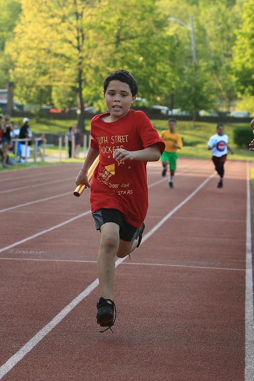 . Carlos Gonzalez Muriel 4th grader South Street wins