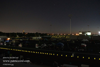 2013 Relay for Life in Pflugerville