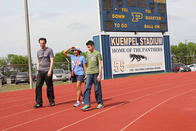 2014 Relay for Life in Pflugerville