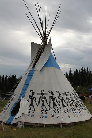 2010 Midnight Sun Intertribal Powwow