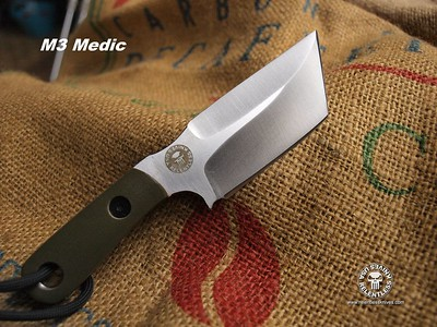 Relentless Knives M3 Medic Customized