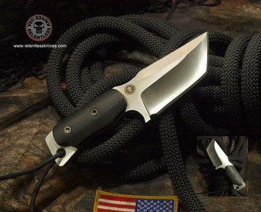 Relentless Knives Non Cataloged M3 Variant