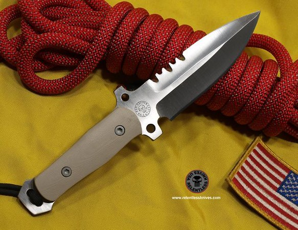 Relentless Knives M4 Recon Jr