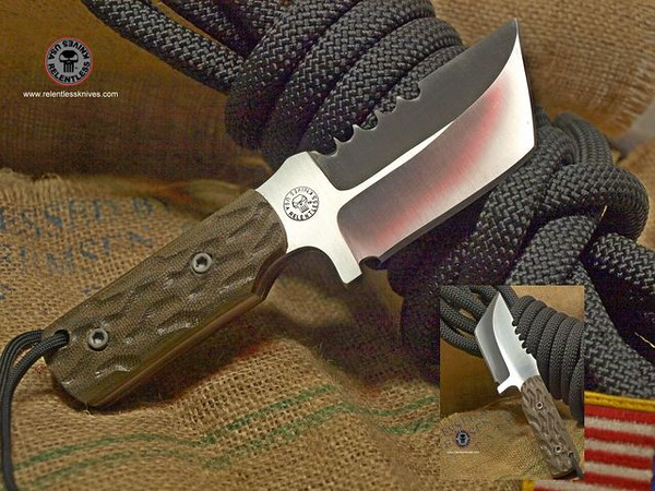 Relentless Knives M3 Wolverine T