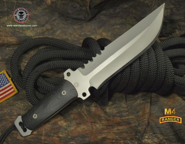Relentless Knives M4 Ranger