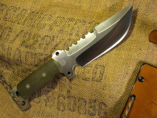Relentless M1 A.C.E. Military Survival knife
