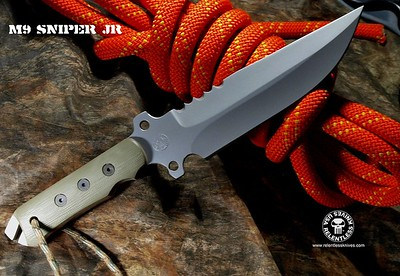 Relentless Knives M9 Sniper JR