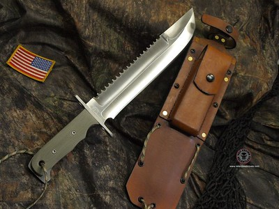 Relentless Knives M1A