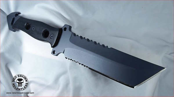 relentlessknives.com 3V steel