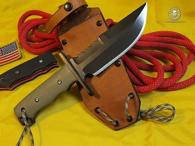 Relentless Knives M1 Aviator