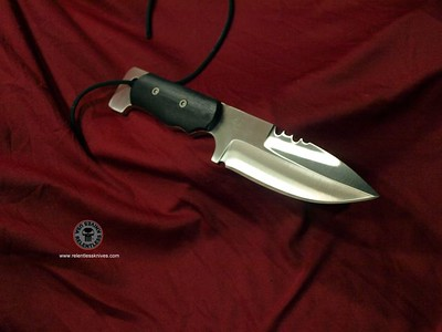 Relentless Knives M1 Commander Custom Knife