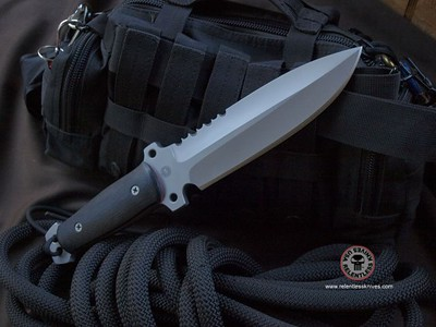 Relentless Knives M4 Recon